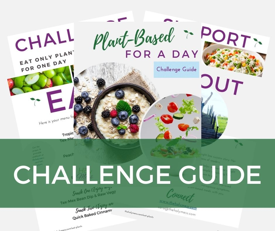 Plant Based Challenge Guide